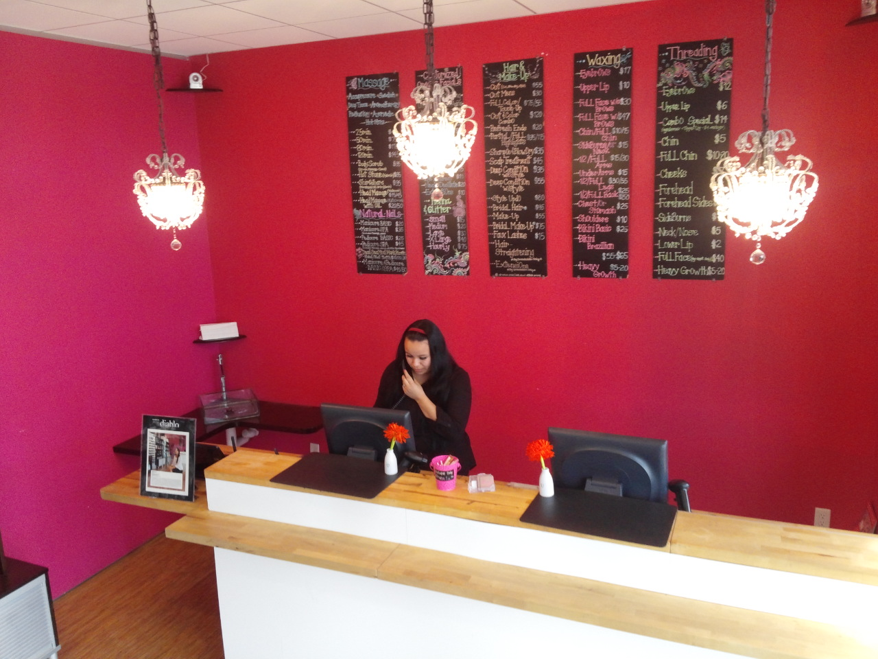 The Best Threading Salon and Spa in the Bay Area