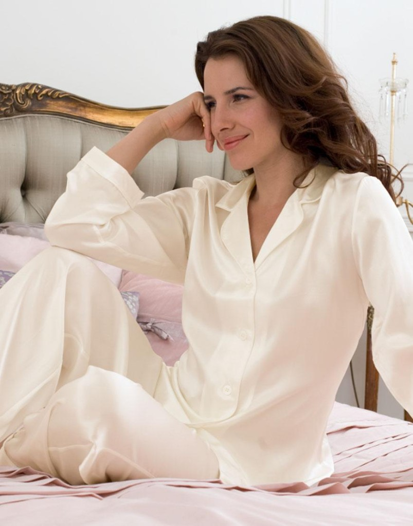 Silk Pajamas